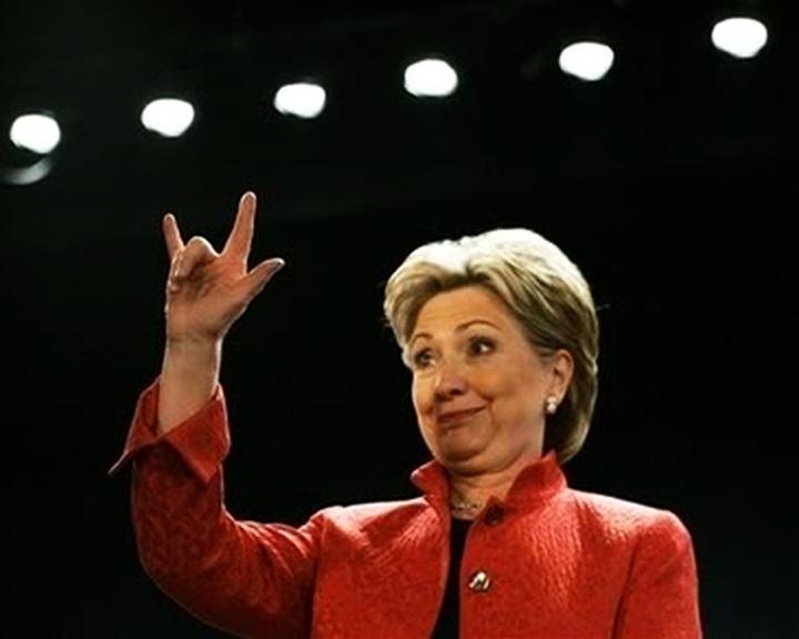 Hillary Clinton Satanista