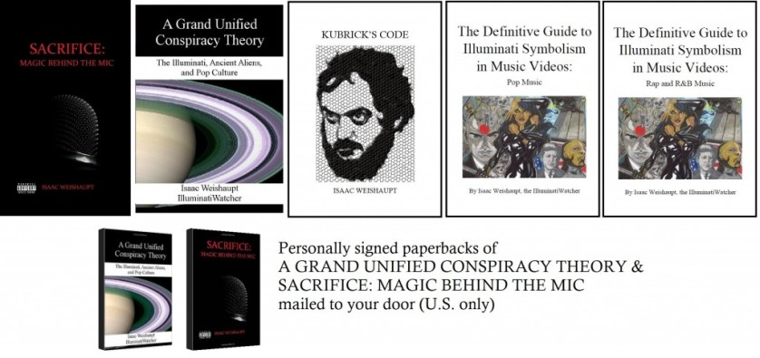 Horus Package Book Covers