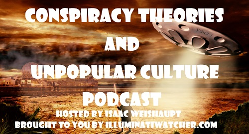 CTAUC Conspiracy Theories Podcast Logo Medium