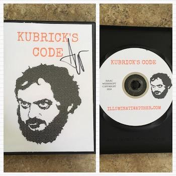 Kubrick's Code DVD copy