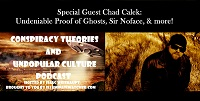 Chad Calek and the Undeniable Proof of Ghosts: CTAUC Podcast