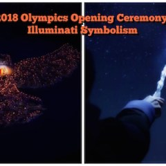 2018 Olympics Opening Ceremony: Illuminati Symbolism