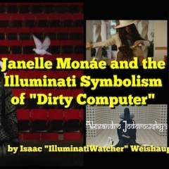 """Janelle Monáe and the Illuminati Symbolism of """"Dirty Computer"""""""
