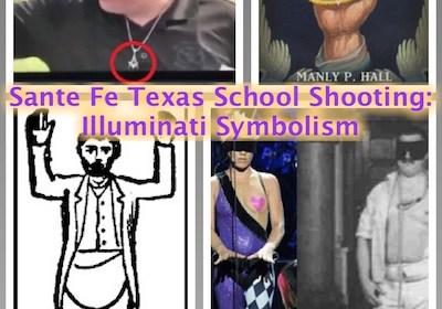 Santa Fe Texas School Shooting: Illuminati Symbolism of Baphomet, the Occult, Freemasons, and more