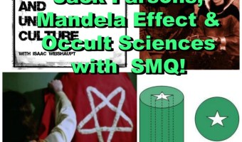 Jack Parsons, Mandela Effect, & Occult Sciences with Guest SMQ on the CTAUC Podcast!