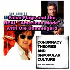 "False Flags and the REAL ""American Made"" with Ole Dammegard on the CTAUC Podcast!"