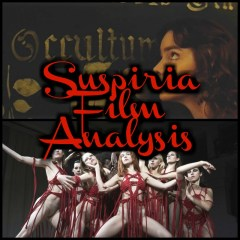 Suspiria Film Analysis and Podcast!