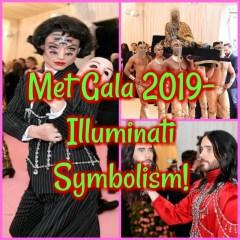 PODCAST: Met Gala 2019- Illuminati Symbolism!