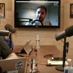 Isaac on Tin Foil Hat podcast #187! Nipsey Hussle and the Illuminati!