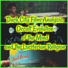 Dark City Podcast! Film Analysis: Luciferianism, Aliens, Gnostics, and Flat Earth?!?…