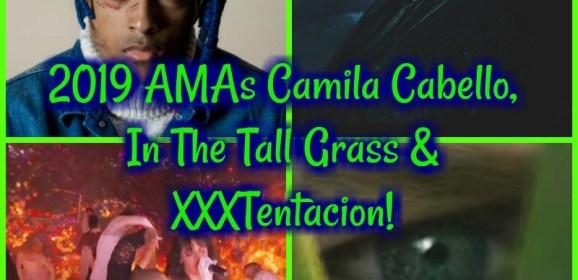 Illuminati Symbolism: 2019 AMAs Camila Cabello, In The Tall Grass & XXXTentacion!