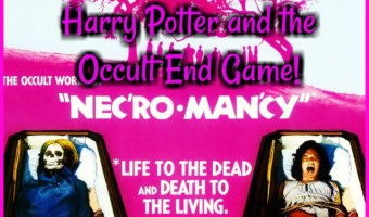 Necromancy film review, Harry Potter & the Occult End Game! PATREON BONUS