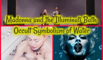 Madonna and the Illuminati Bath: Occult Symbolism of Water