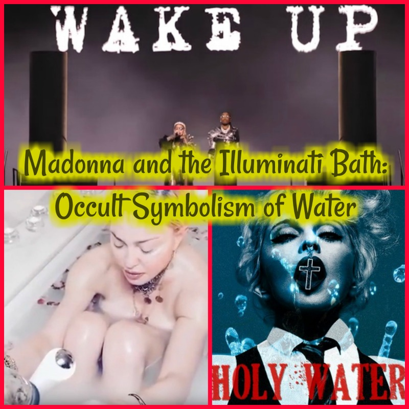 Madonna Posts Creepy Bathtub Meltdown Over Coronavirus Fears Ctauc-madonna-bath