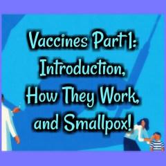 The V@cc1ne Controversy Part 1: Intro, How V@cc1nes Work, and Questioning the Smallpox V@cc1ne!