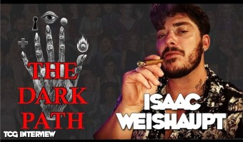 Those Conspiracy Guys Interviews Isaac Weishaupt: The Dark Path, Occult Symbolism and Religion!