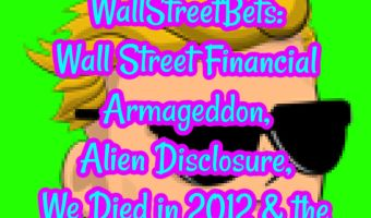 Understanding Reddit WallStreetBets: Wall Street Financial Armageddon, Alien Disclosure, We Died in 2012 and the Great Reset w/ SMQ!