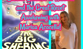 Gnostic Goddess of Wisdom and the Great Reset Awakening with Marisa Acocella!
