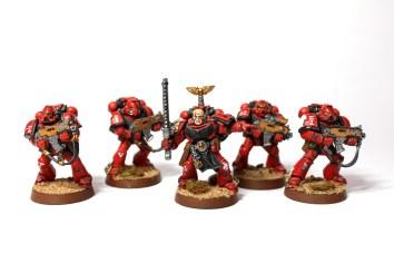 Tactical Squad I