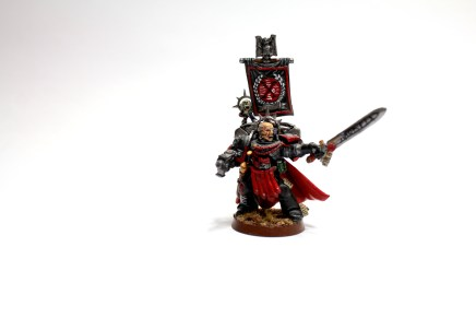 Chapter Master Marchus