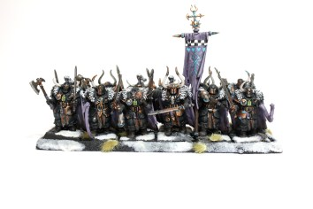 The Heart Eaters, a warband of Warriors that joined The Heirophant's side long ago.