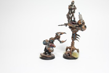 Weaponsmith and Daemonhost