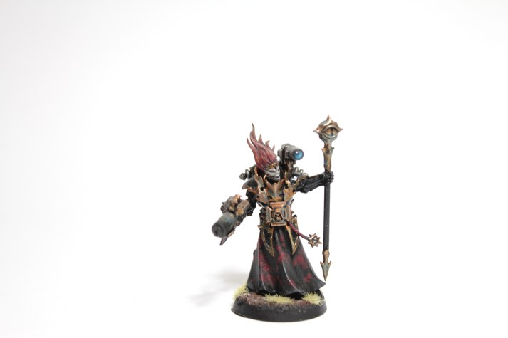Inquisitor Haxan