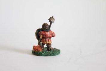 In the finest Dwarfen garb.