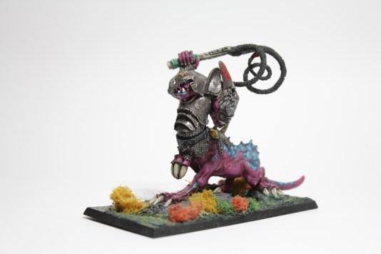 Shorgock - Dragon Ogre with Rapid Regeneration, Alcoholism, Hypnotic Gaze