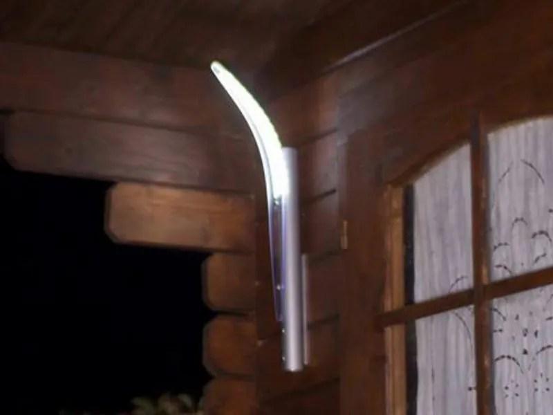 Illuminazione Giardino a Luci LED da Esterno di Design