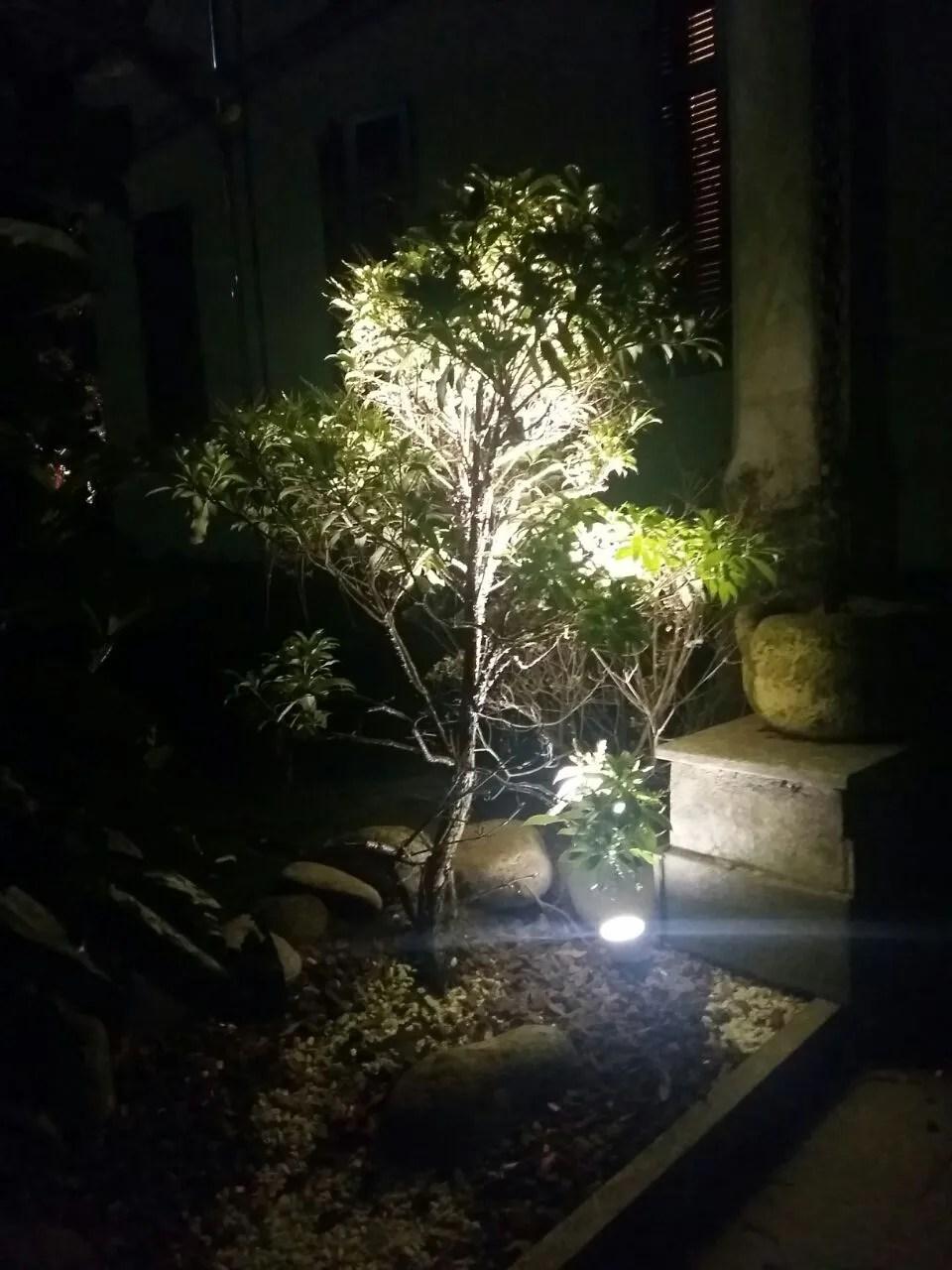 Faretto Da Giardino con Picchetto a LED  Illuminazione