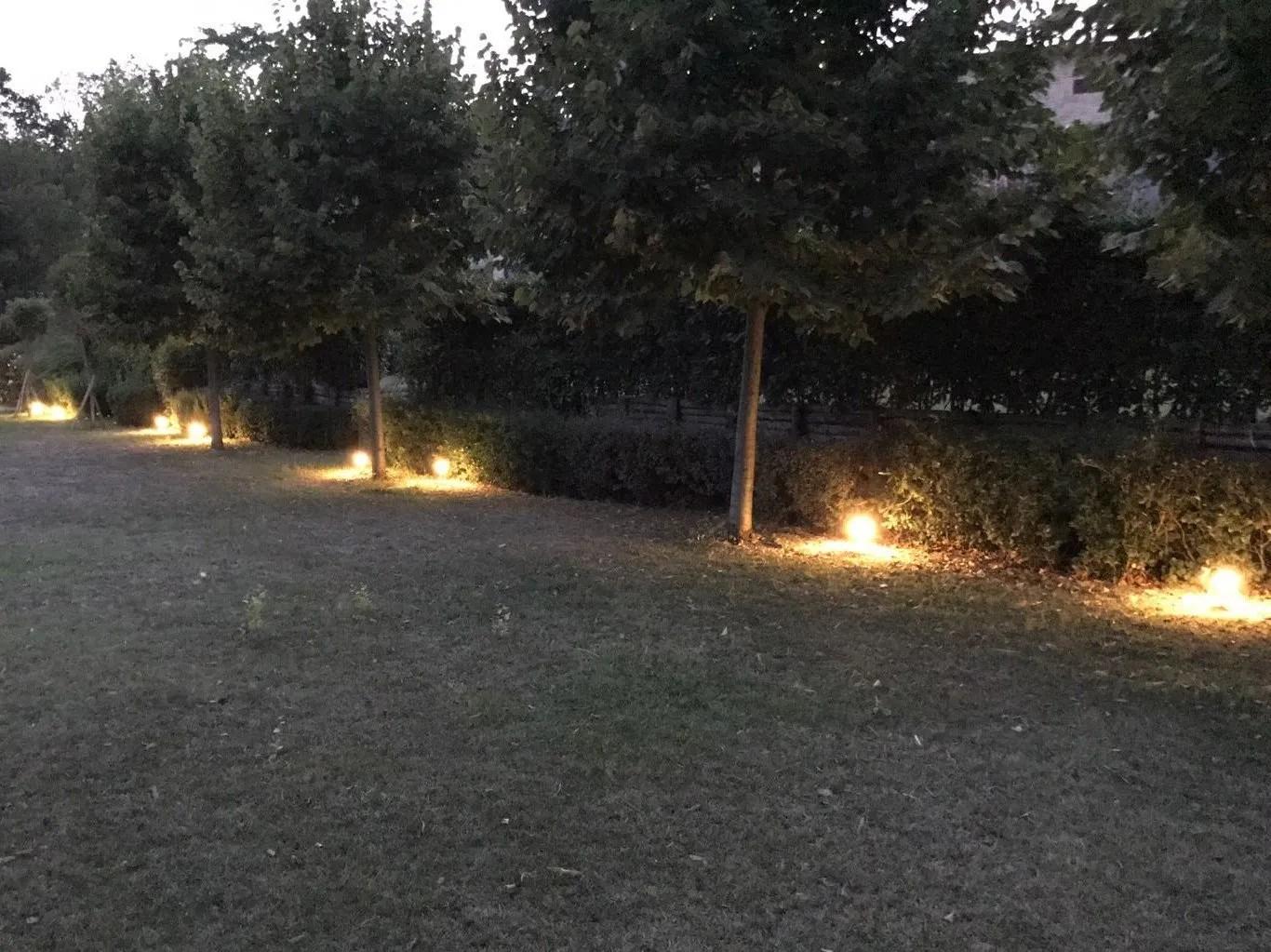 Illuminazione per esterni a led prezzi luci led da esterno prezzi