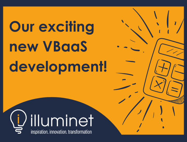 Our exciting new VBaaS development!