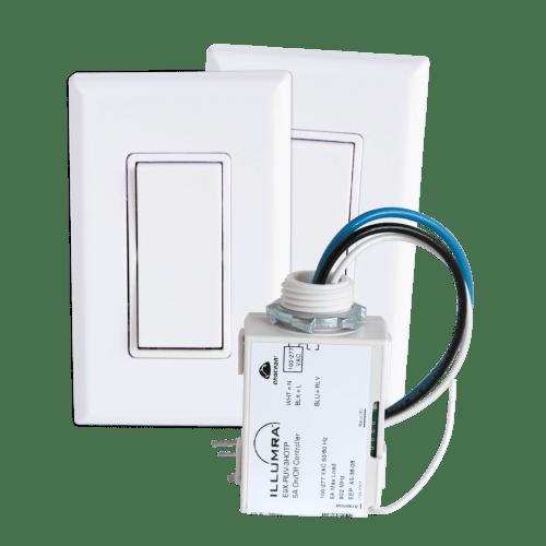 small resolution of 3 way wireless light switch kit