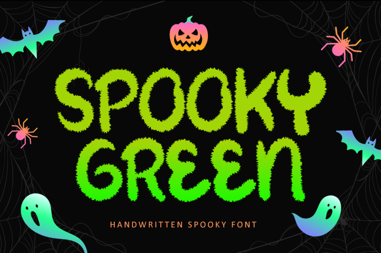 Spooky Green