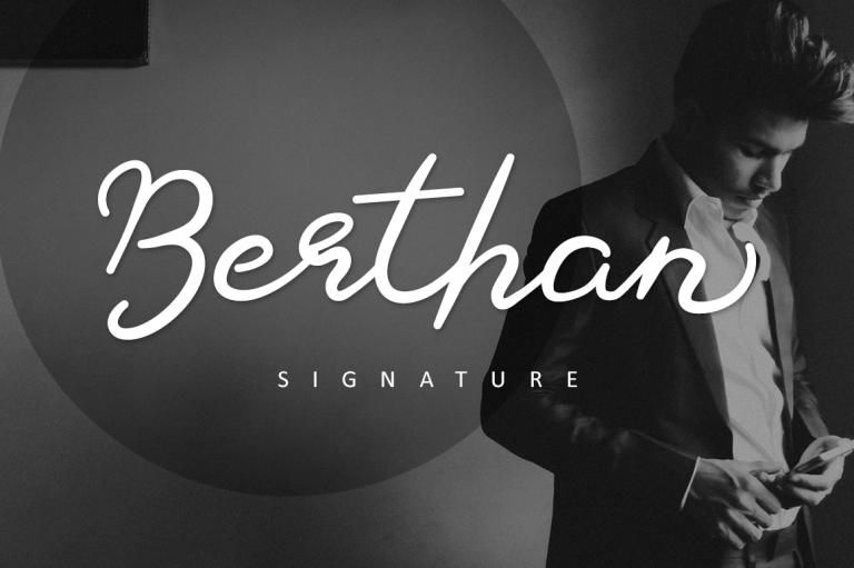 Berthan