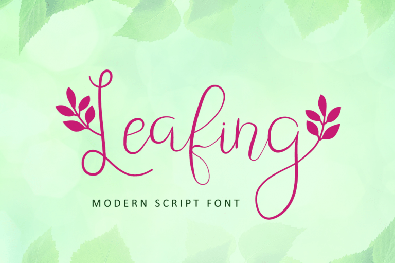 Preview image of Leafing