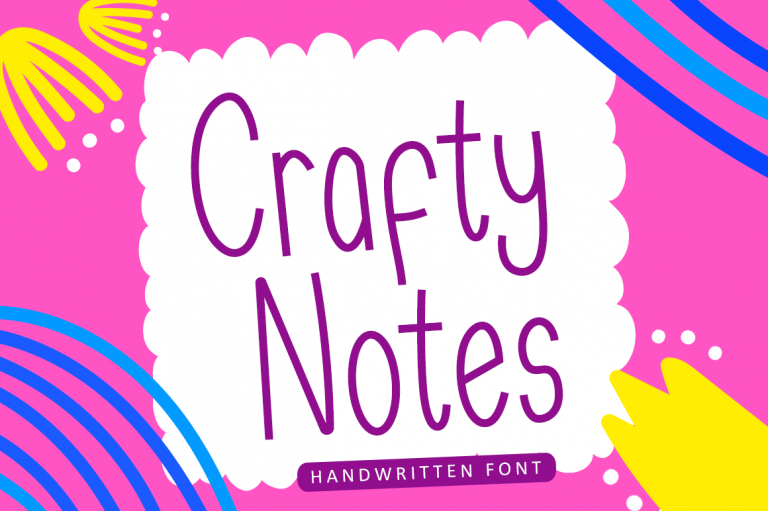 Crafty Notes