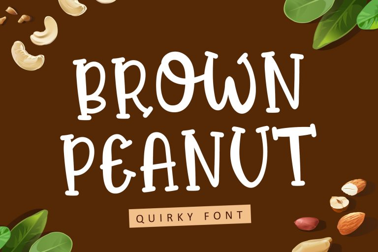 Preview image of Brown Peanut