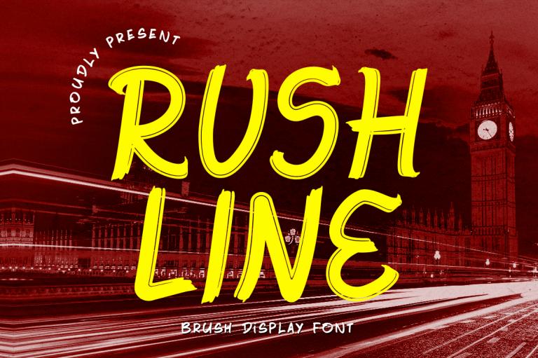 Rush Line