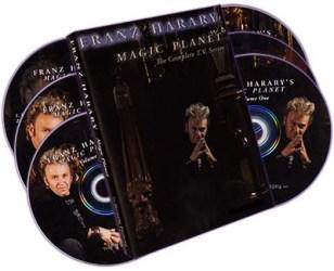 harary magic planet