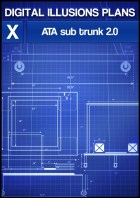 Illusion plans pdf package 14 detailing sub trunk illusion plans with ATA design.