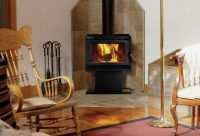 Free Standing Gas Fireplaces | Illusion Gas Log Fires