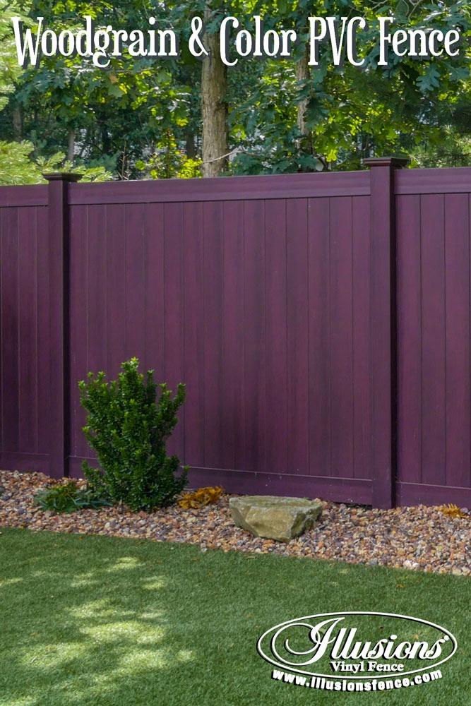 Backyard Vinyl Fence Ideas White yard fence u2013