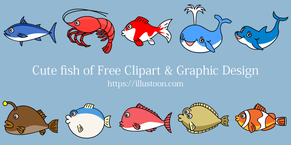 medium resolution of fish free clipart cartoon pictures