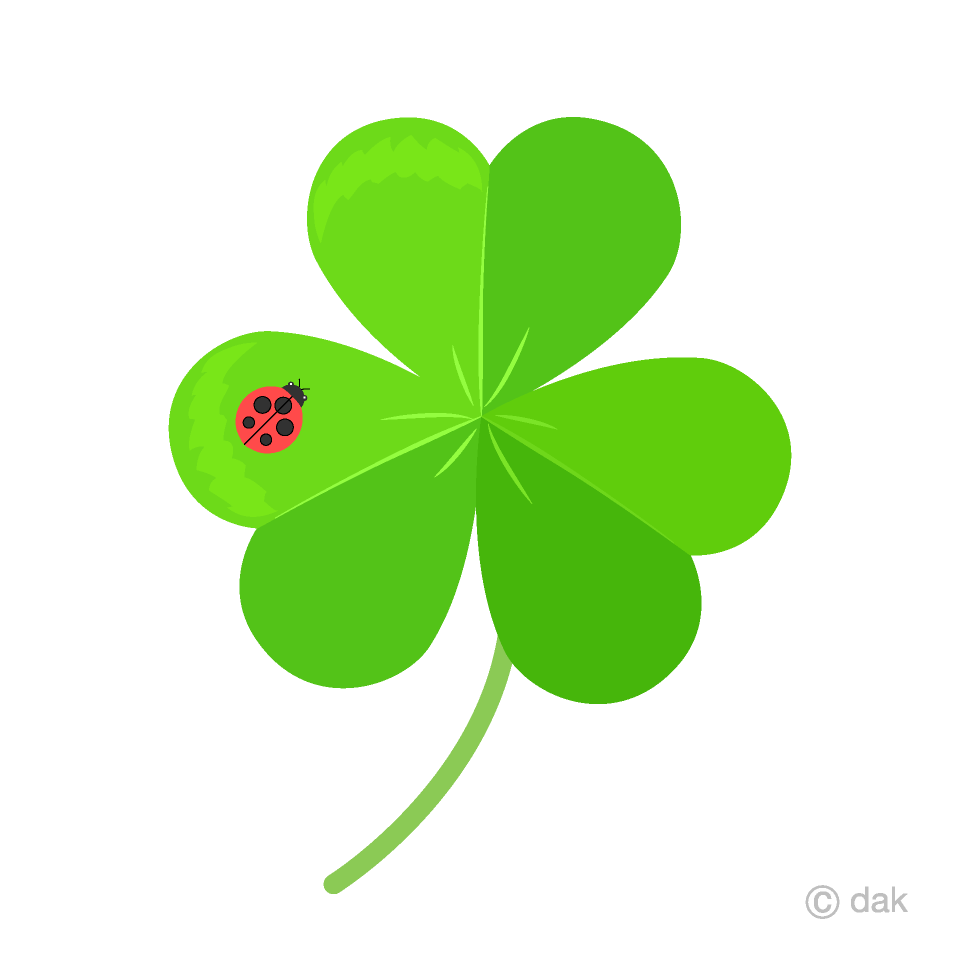 medium resolution of ladybug and shamrock clipart picture for free download