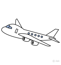 simple airplane clipart [ 960 x 960 Pixel ]