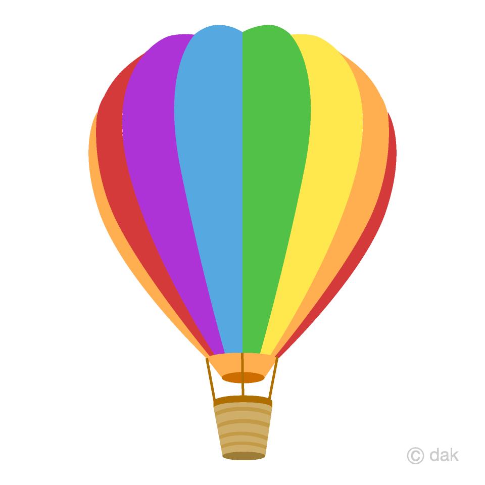 hight resolution of air balloon clipart