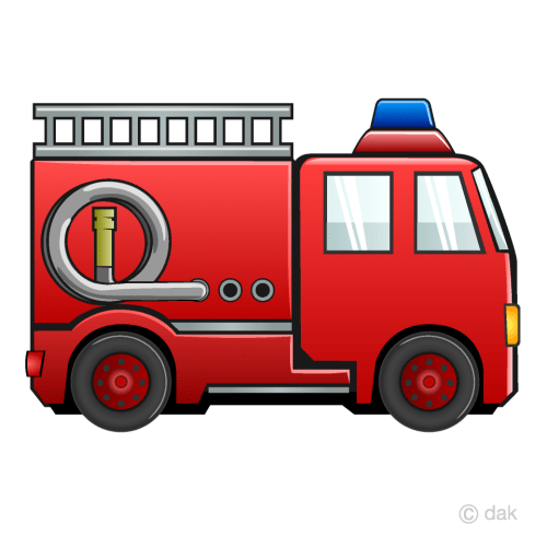small resolution of fire engine clipart