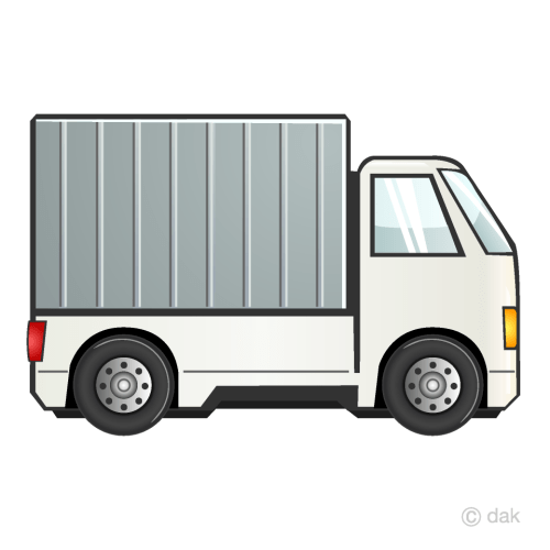 small resolution of truck clipart